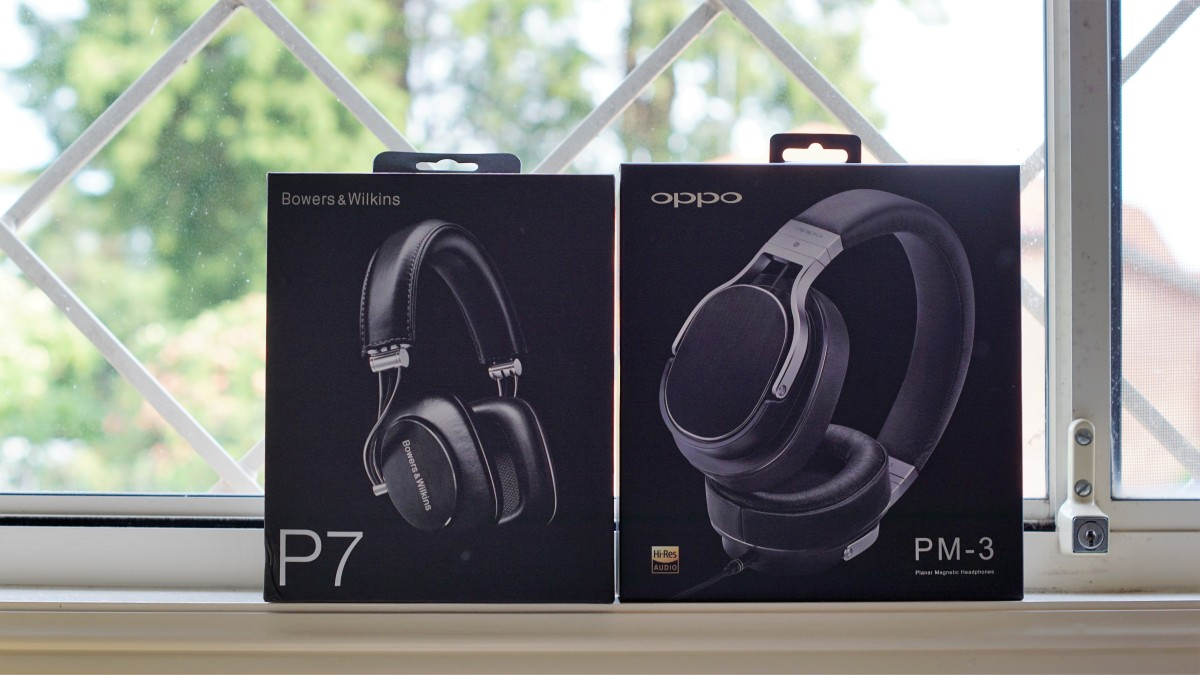 Bowers and Wilkins P7 and Oppo PM3 - A Detailed Comparison after 6 months ownership