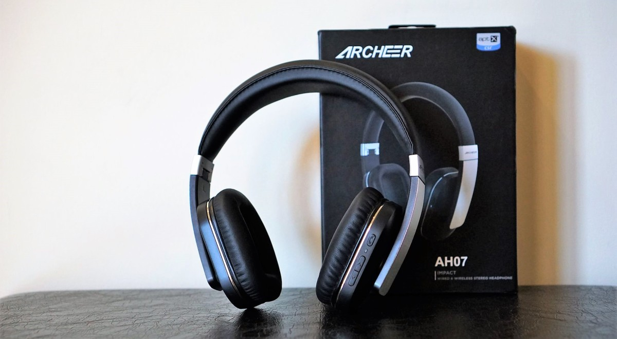 6b4b893e9d7 Archeer AH07 MKII Review – Then Came the Boom – Everyday Listening